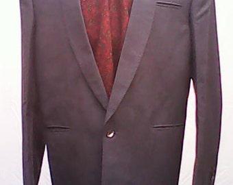 Drape, Edwardian Jacket  Tailored 1950s