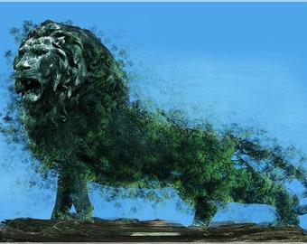 Pristine leonine
