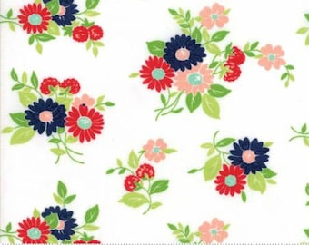 Summer..Bonnie and Camille THE GOOD LIFE collection..Moda fabrics 55151-19