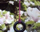 Tire Swing, Miniature Swing Fairy Garden, Miniature Garden Accessories, Terrarium