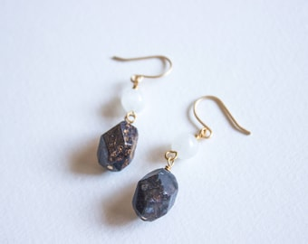 Under The Mystic Moon Earrings
