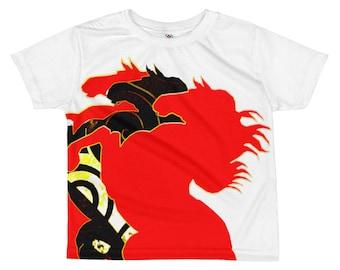 BuBaLapa Horse Play - All-over kids  T-shirt
