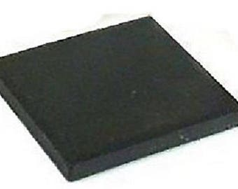 Gold Testing Stone 50mm x 50mm x 7mm Acid Test Stone 9K 18K Etc
