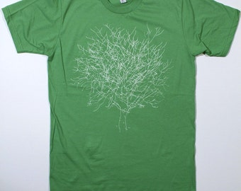 Green tree shirt