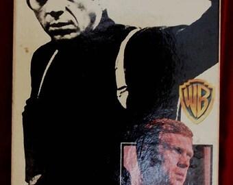 Bullitt VHS Steve McQueen