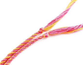 Kumihimo Bracelet, Stocking Filler, Hand Woven Bracelet, Gifts For Girls Bracelet, Friendship Bracelet, Best Friend Gift, Stocking Stuffer