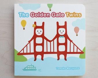 The Golden Gate Twins - Children's Book