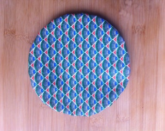 Laminated cotton fabric Bowl cover