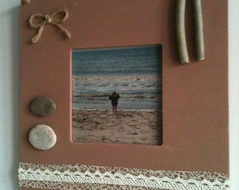 natural wooden picture frame