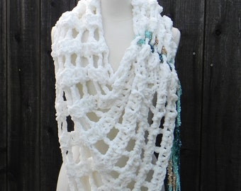 Easy Crochet Pattern, Crochet Poncho Pattern, Crochet Poncho Patterns, Shawl Pattern, Cowl Pattern, DIY tutorial poncho