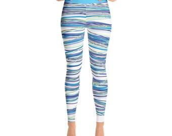 SGRIB Print - design 31 - Women's Fashion Yoga Leggings - xs-xl sizes