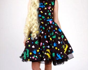 Luna Lovegood Inspired Harry Potter Dress