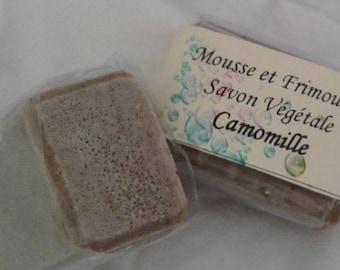 MOSS SOAP: Chamomile