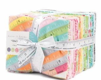 Sew & Sew Fat Quarter Pack (AB36) by Chloe's Closet for Moda