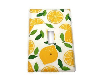 Switch Plate Light Switch Cover Switchplate in Lemonade (292S)