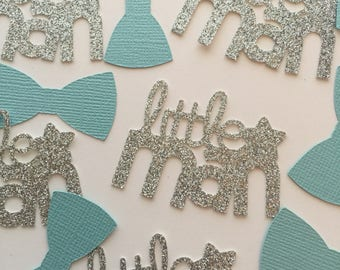 Little Man Party - Bow Tie Confetti