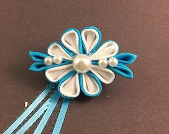 Kanzanshi - blue