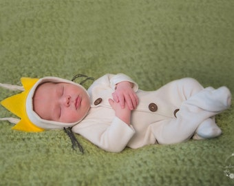 "Newborn Max ""Where the Wild Things Are"" Inspired Costume"