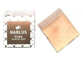Nablus Pure Olive Oil Soap