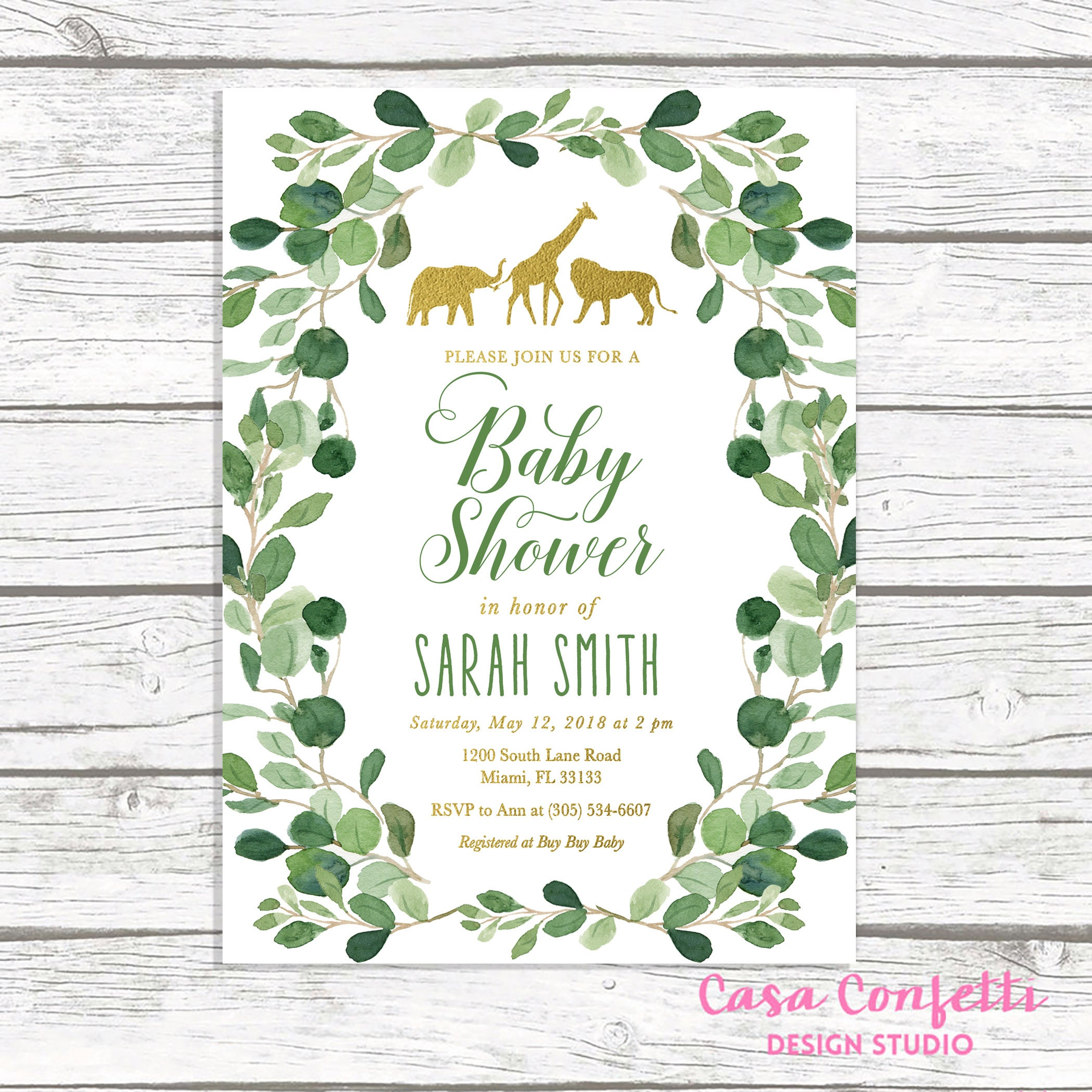 invitation boys free shower for invitations and templates inspirational party baby safari boy birthday