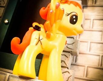 My Little Pony Custom Wildfire Haze MLP Toy