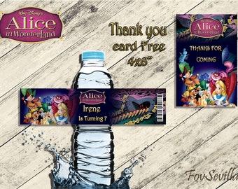 alice in wonderland bottle label,alice in wonderland birthday party,alice in wonderland party,alice in wonderland label,alice in wonderland