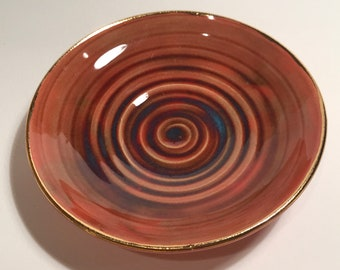 Plate/Small Change, Jewelry, Paper Clip, Fruit Bowl, or Soap Dish.