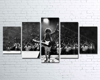 Jimi Hendrix 5pc Canvas Set