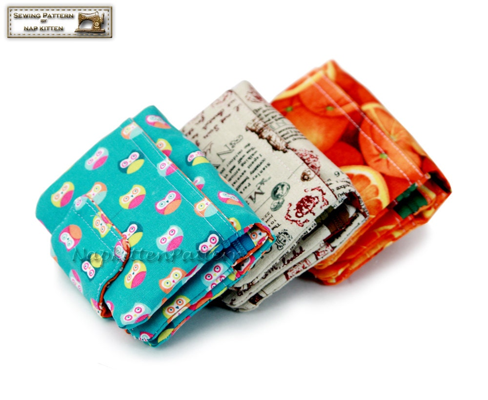 Trifold wallet sewing patternwallet patterntri fold wallet zoom jeuxipadfo Image collections