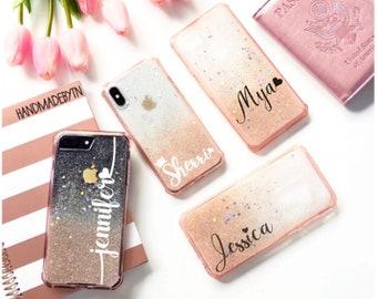 Rose Gold Phone case iPhone 7 case iPhone 7 Plus case iPhone 6s case iPhone 6s Plus case iPhone 8 case iPhone 8 Plus case iPhone x case