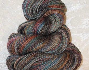 Handspun Yarn - Baby Camel, Merino, Silk