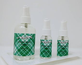 Green Irish Tweed Cologne Oil - Scented Body Oil - Mens Cologne - Mens Body Spray - Gift For Him