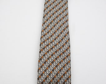 Vintage Bert Pulitzer for Lord & Taylor Silk Tie