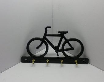 Bicycle Bike Key Holder Key Rack Jewelry Organizer Wall Key Rack Key Holder