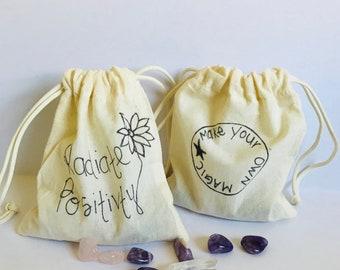 Crystal Bags | Jewelry Bags | Drawstring Bag Set