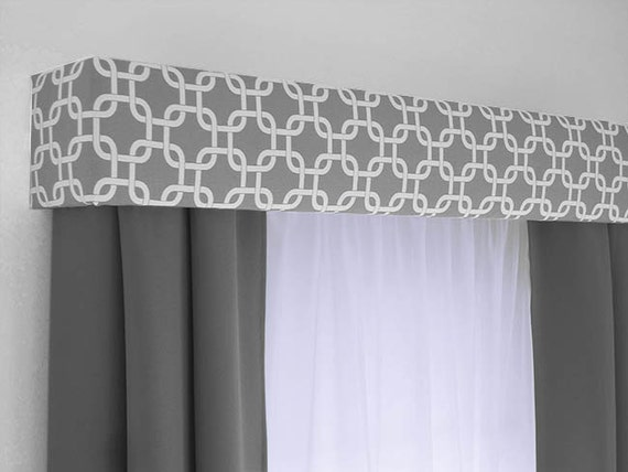 buy for valance bath valances rockwell grey window tailored beyond from in modern bed windows
