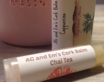 All Natural Cork Balm