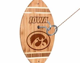 Iowa Hawkeyes Tiki Toss