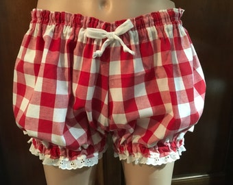 Womens Bloomers, Size Small Bloomers, Adult Bloomers, Cotton Bloomers