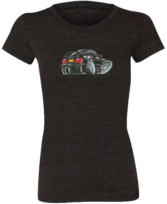 BMW e36 M3 M tech Chit-chat T-shirt MctCV72C