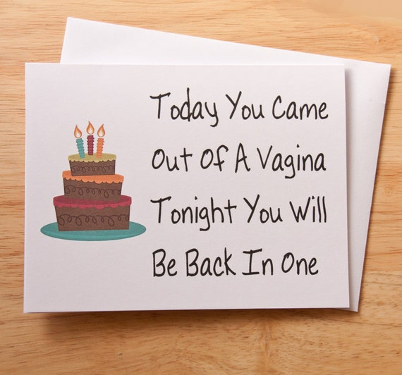 An Intimate Naughty Card