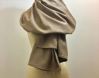 SALE Wool Shawl, Scarf, Long, Winter Accessories, Winter Sale, Womens , Mens Scarf, Wrap