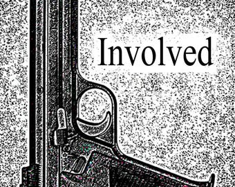 Involved, a Max Steel mystery ---noir/mystery/detective/zine