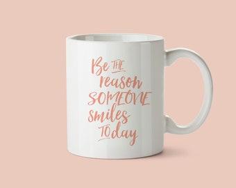 Mug ceramic Smile