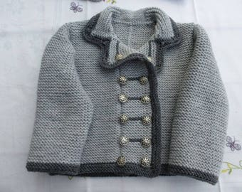 Cute Girl Baby Costumes Janker