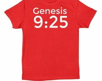 Genesis 9:25 Christian Clothing by MHA