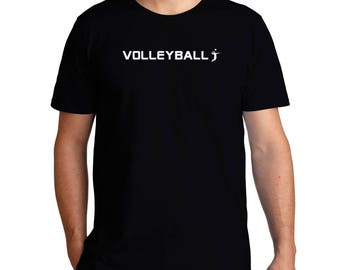 Volleyball Cool Style T-Shirt