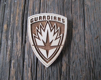 Guardians of the Galaxy pins or magnets