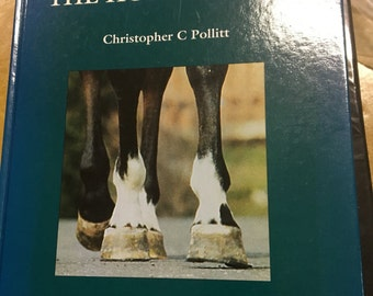 Color atlas of the horses foot by christopher pollitt 1999