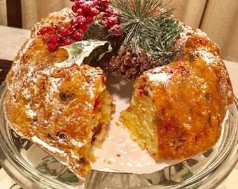 Christmas Cake; Fruit Cake